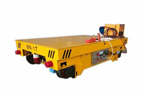KPJ系列小吨位电动平车